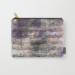 Chopin - Nocturne Carry-All Pouch