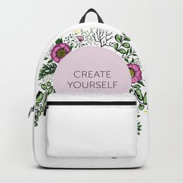 create yourself Backpack