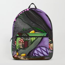 the slaughter of fungi Backpack