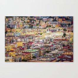 Bella Napoli Canvas Print