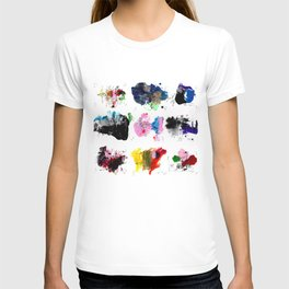 9 abstract rituals (2) T-shirt
