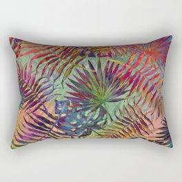 My Tropical Garden 22 Rectangular Pillow