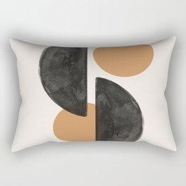 Mind Century Modern Rectangular Pillow