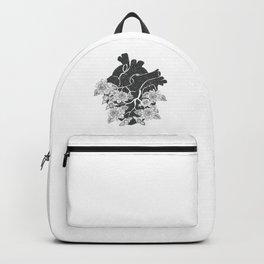 Botanical Heart Backpack