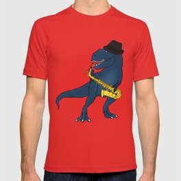 He-Rex Sax T-shirt