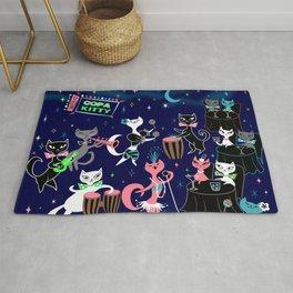 Mambo Kitties Rug