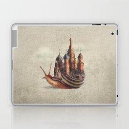 The Snail's Daydream Laptop & iPad Skin