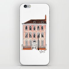 Queens Square Bristol by Charlotte Vallance iPhone & iPod Skin