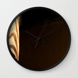 TWO STRINGS Wall Clock
