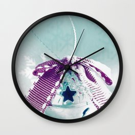 Jingle Bell Wall Clock