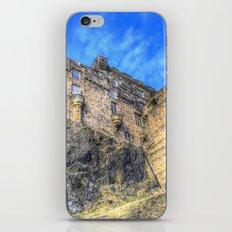 Edinburgh Castle iPhone & iPod Skin