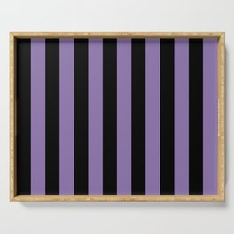 Striped For Life Serving Tray