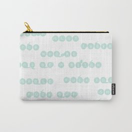 Mint Insults Carry-All Pouch