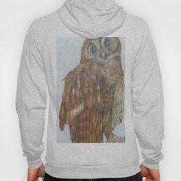 Tawny owl. Hoody