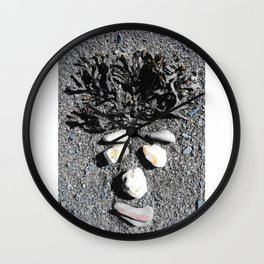 "EPHE""MER"" # 49 Wall Clock"
