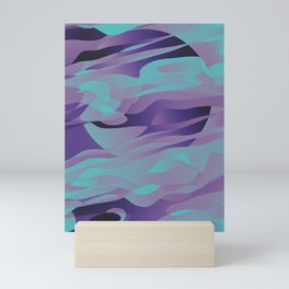 Nightly Mirage Mini Art Print