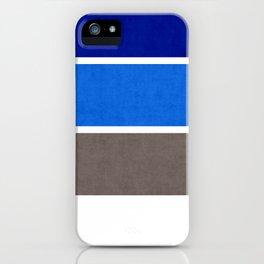 Raining at the Beach iPhone Case