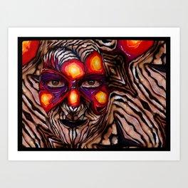 CEBRA Art Print