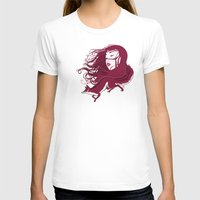 kitsune T-shirts featuring Kitsune by Stevyn Llewellyn