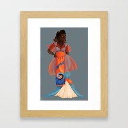 Cressida Framed Art Print