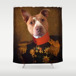 General Guthrie Shower Curtain