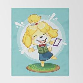 Isabelle Throw Blanket