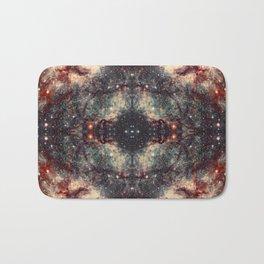 Space Mandala 30 Bath Mat
