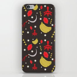Yiga Clan Pattern iPhone Skin