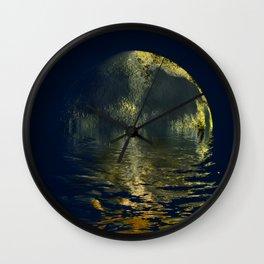 sandmoon Wall Clock