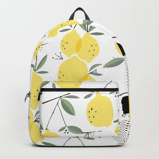 Lady of Lemon Drops by sarahtio