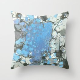 Pure Phase  Throw Pillow