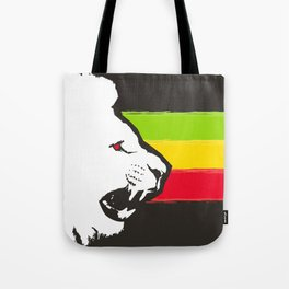 Rasta Lions (The Kingdom) Tote Bag