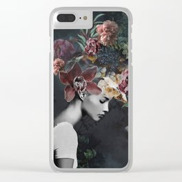 Bloom 10 Clear iPhone Case