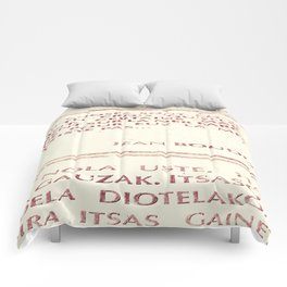 Joan Bodon [1] Comforters
