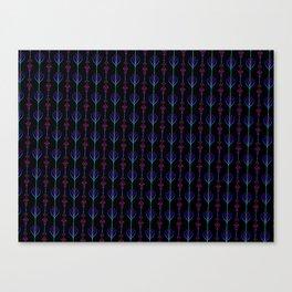 FluoInk Canvas Print