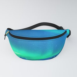 Northern Lights (Aurora Borealis) 3. Fanny Pack