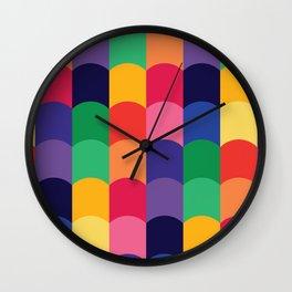 Vignelli Wall Clock