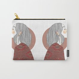 Kimmie Carry-All Pouch
