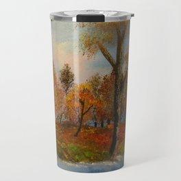Autumnal Augur Travel Mug