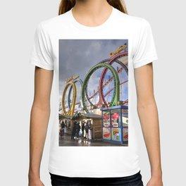 Hyde Park Coaster T-shirt