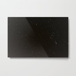 Stary night Metal Print