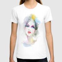 decorative T-shirts featuring decorative by tatiana-teni