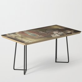 A Merrier World Coffee Table