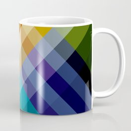 Rainbow of colors 2 Coffee Mug