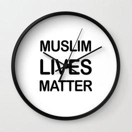 Muslim Wall Clock