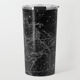 Celestial Map print from 1822 Travel Mug