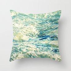 Watter Throw Pillow