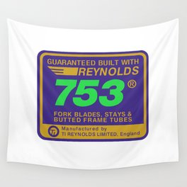 Reynolds 753, Enhanced Wall Tapestry