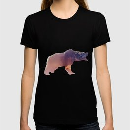 Double Exposure bear T-shirt