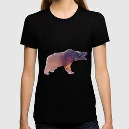 Double Exposure bear T-shirt